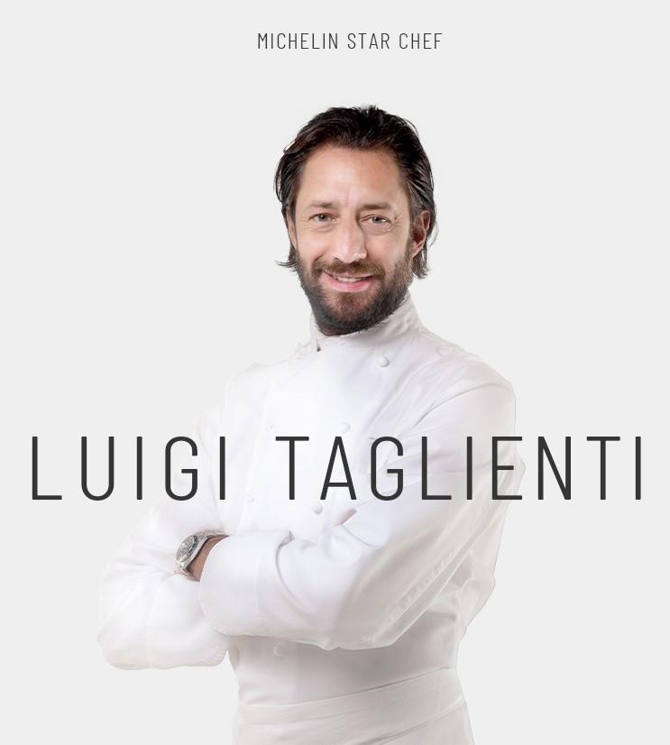 以现代技艺更新烹饪经典米其林星厨LuigiTaglienti创新代言意式高定厨房MK
